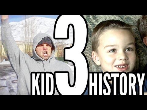"Kid History: ""Chile"" Episode 3 (True Stories)"