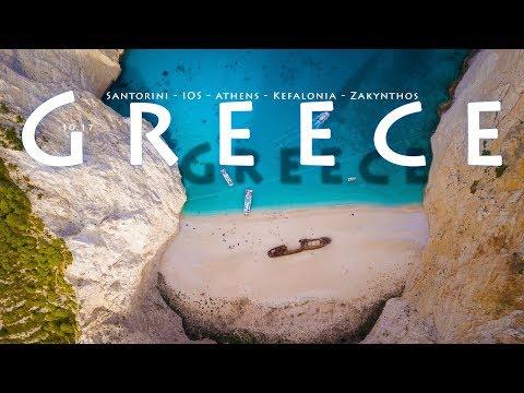 Taking it Greece-y 2017   Travel Video