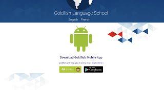 Mobile Goldfish Google Play & Cafe Bazaar