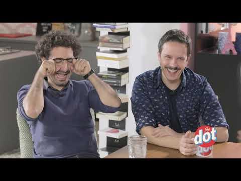 Δημήτρης Μακαλιάς, Ζήσης Ρούμπος, Λάμπρος Φισφής σε μια ξεκαρδιστική συζήτηση | DoT