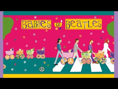 Babies Go Beatles. Full Album. Beatles Para Bebes. Music To Sleep Babies