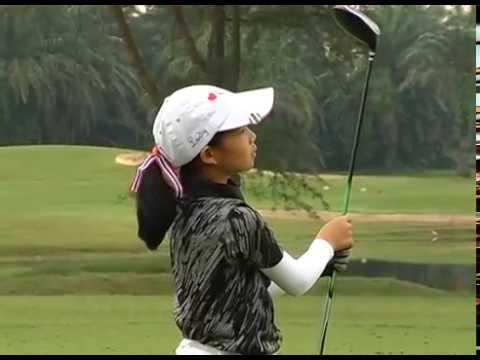 Kids Golf World Championship Malaysia 2016 - DAY 1