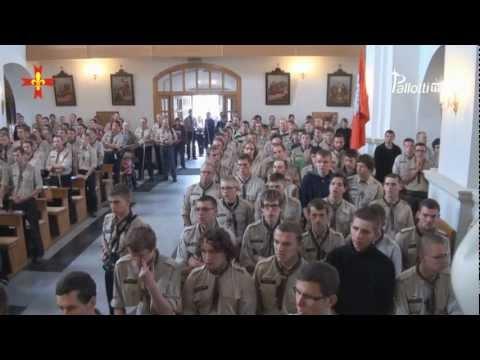 Skauci Europy: Pielgrzymka Wędrowników na Święty Krzyż (2011)