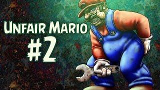Надрываем Сраку в Unfair Mario #2