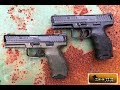 New HK VP9-B Push Button Mag Release