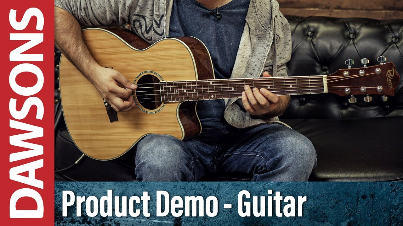 Redwood A50ce Electro Acoustic Guitar Review – learn how to