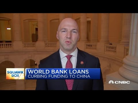 Rep. Gonzalez On Why The World Bank Should Cut Funding To China