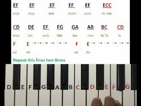 Jingle bells chords