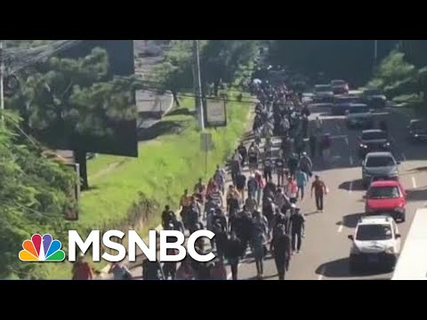 Trump Focused On Immigration, Birthright Citizenship Ahead Of Midterms | Velshi & Ruhle | MSNBC