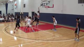 AAU Basketball Highlights