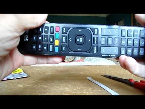 One For All Replacement Remote For LG TVs