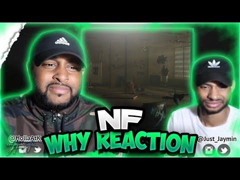 WHY - NF | DO YALL LIKE THE SPLIT PERSONALITY RAPS ?  | REACTION / REVIEW