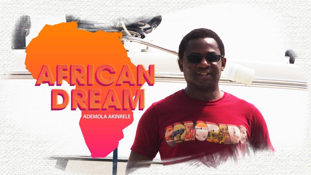 Download African Dream - Ademola Akinrele (SAN)