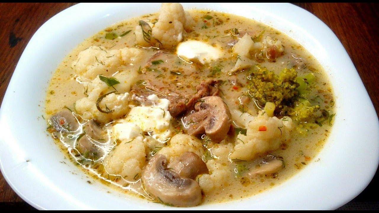 Все просят добавки Этого Супа! Порадуйте близких!
