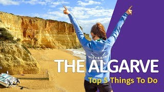🇵🇹Top 5 Things To Do In The Algarve 🇵🇹| Holiday Extras