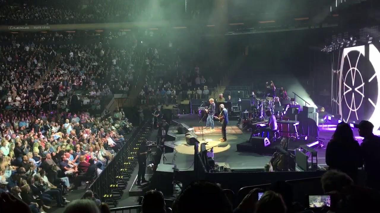 Eric Clapton White Room Madison Square Garden September 7 2017 Youtube
