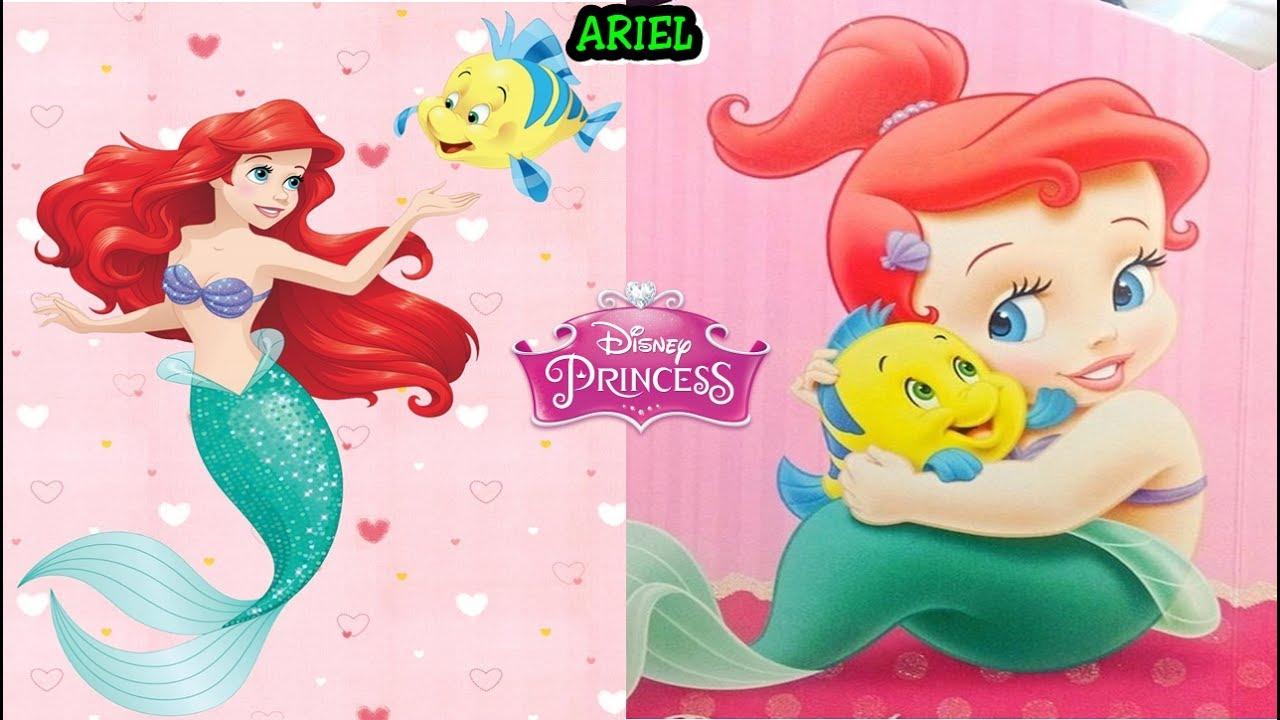 Principesse disney versione bambino princesses