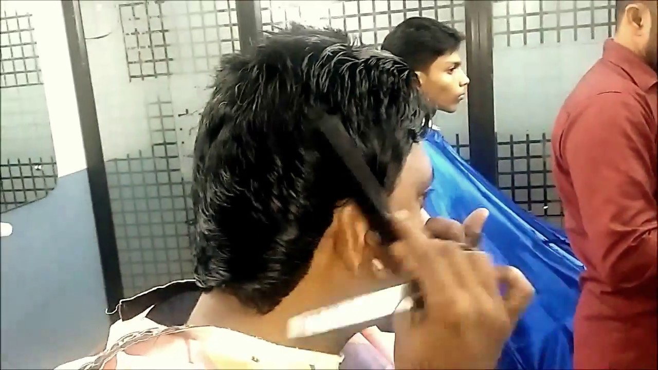 Kerala Man Self Haircutting Youtube