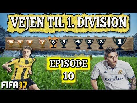 """""""Opgraderer mine hold"""" Vejen til 1. Division #10 - FIFA 17 Ultimate Team [Dansk]"""