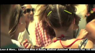 DUBAI NEW YEAR MEGA PARTY 2012 - PROMO VIDEO