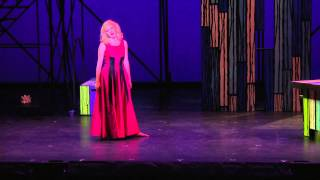 """I Hate Men"" from Kiss Me Kate @ Texas State University"