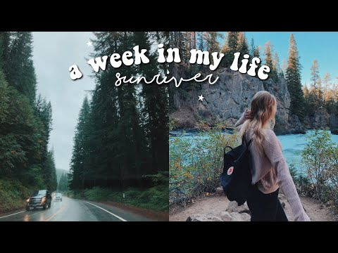 A WEEK IN MY LIFE AS AN EXCHANGE STUDENT