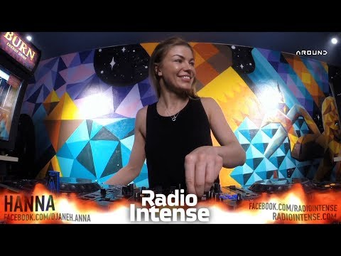 Hanna - Live @ Radio Intense 25.04.2018