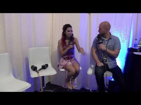 Andre interviews Megan Nicole