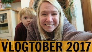 VLOGTOBER 2: A Bit Of A Dull Homey Day!