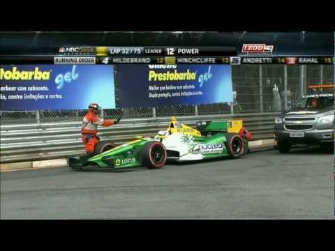 The Sao Paulo Indy 300 presented by Nestle