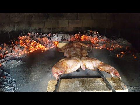 кролик в духовке пошаговый рецепт с фото