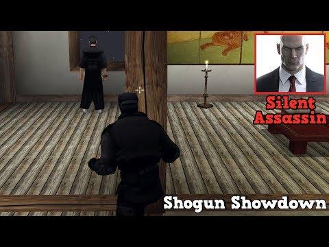 Hitman 2 Silent Assassin Mission 9 - Shogun Showdown SA