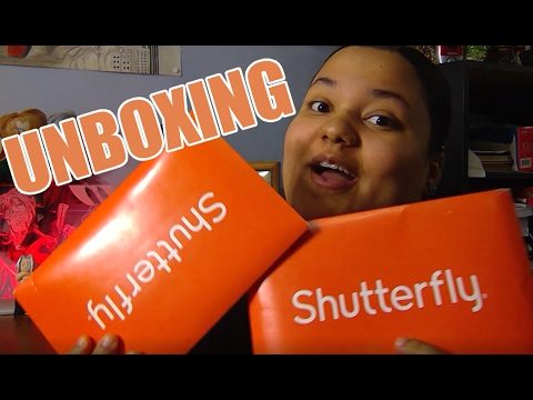Unboxing: Shutteryfly Prints [UPDATES]