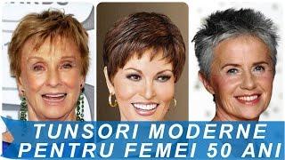 Tunsori Moderne Pentru Femei 50 Ani By Coafuri Si Tunsori