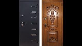 теплоизоляция и шумоизоляция входной двери. Как выбрать? Какие характеристики влияют?