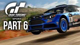 GRAN TURISMO SPORT Gameplay Walkthrough Part 6 - DRIVING SCHOOL 41-48 INTERMEDIATE (Full Game)