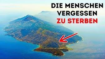 Die Insel Wo Die Menschen Das Sterben Vergessen