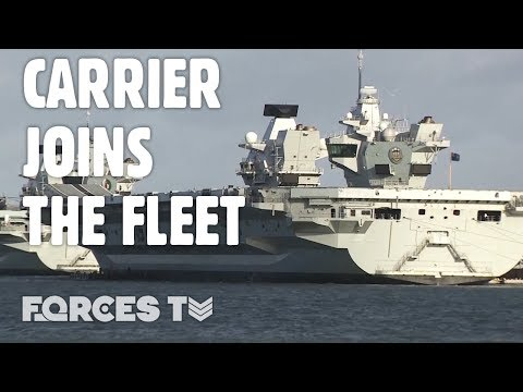 hms-prince-of-wales-commissioned-into-the-royal-navy-fleet-|-forces-tv