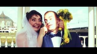 Свадебный клип Юрия и Ольги