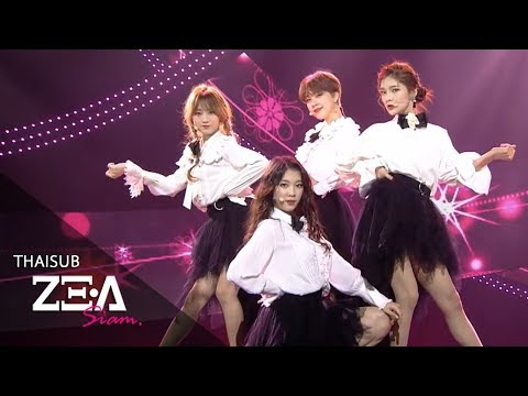 [Karaoke/Thaisub] Red Queen - ACACIA (Performance Version)