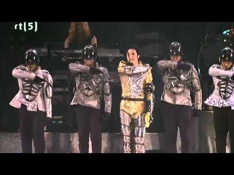 Michael Jackson - Live HD/720p {Medley:...
