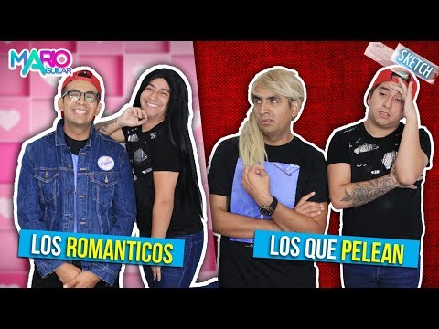 Tipos de parejas | El Capi | Mario Aguilar