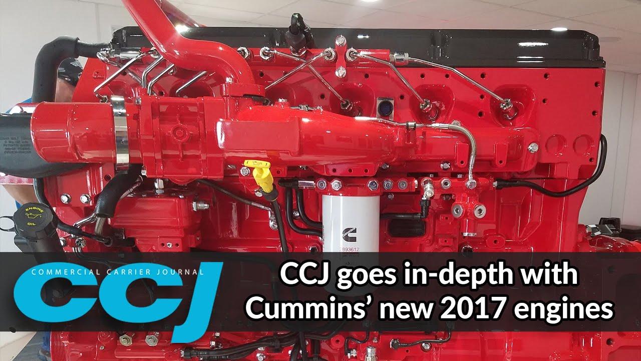 The 2017 Cummins X12 and X15 - Trucking News - BigMackTrucks com