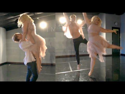 Showtime Dance Routine | Trisha Paytas + Sean van der Wilt