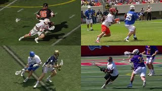 Midfielder Moves: Right-to-left split dodge, roll back right and shoot
