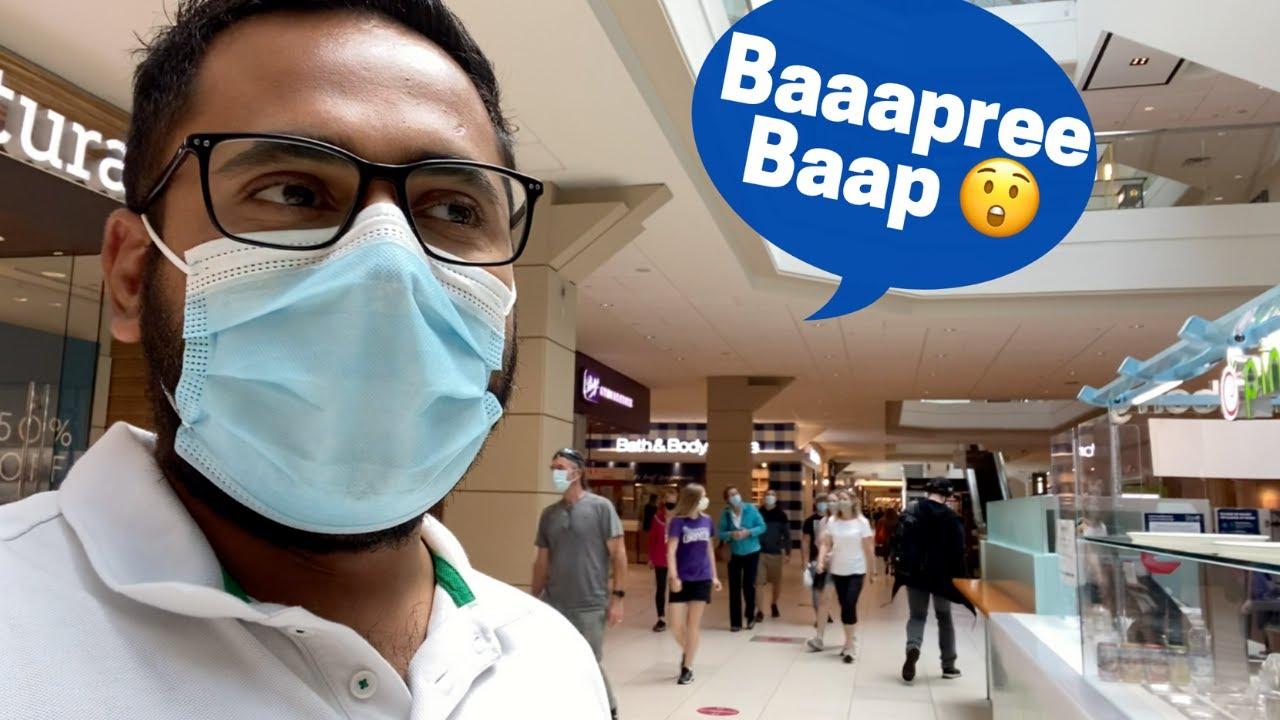 COVID ke 6 Mahine Baad Canada Ke Mall Gaya To Dekha Ki...