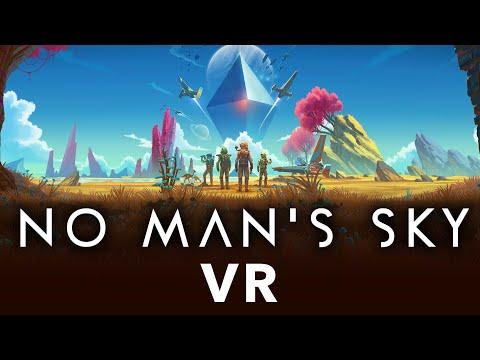 Let's Play: No Man's Sky VR
