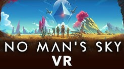 Let's Play: No Man's Sky VR