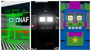 How To Get All The Badges In FNAF Ultra RP