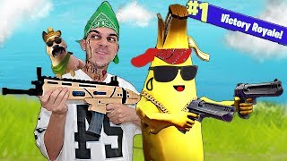 Lil Moco Plays FORTNITE! (MEXICAN CHOLO PARODY) *SEASON 8 EDITION*